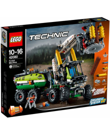 Конструктор LEGO Technic Лесозаготовительная машина (42080)