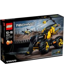 Конструктор LEGO Technic VOLVO колёсный погрузчик ZEUX (42081)