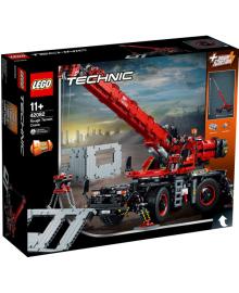 Конструктор LEGO Technic Подъёмный кран (42082), 5702016116960