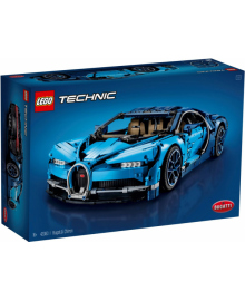 Конструктор LEGO Technic Bugatti Chiron Бугатти (42083), 5702016116977