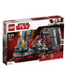 Конструктор LEGO Star Wars Тронный зал Сноука (75216)