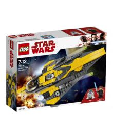 Конструктор LEGO Star Wars Звёздный истребитель Энакина (75214)