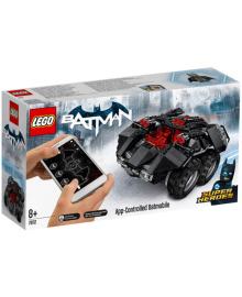 Конструктор LEGO Super Heroes Бэтмобиль с дистанционным управлением (76112)