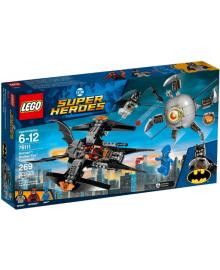 Конструктор LEGO Super Heroes Бэтмен: Ликвидация Глаза брата (76111)