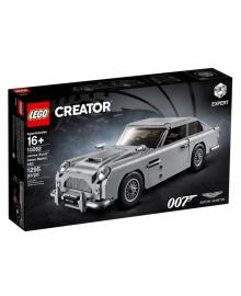 Детский конструктор LEGO Aston Martin DB5 Джеймса Бонда (10262), 5702016111828