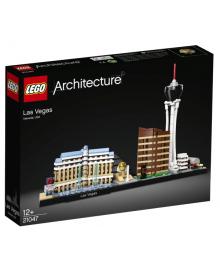 Конструктор LEGO Architecture Лас-Вегас 21047 (21047), 5702016348897