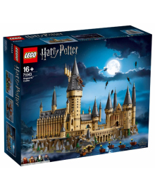 Конструктор LEGO Harry Potter Замок Хогвартс (71043)