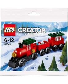 Конструктор LEGO Creator Праздничный поезд (30543)