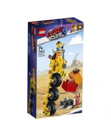 Конструктор LEGO Movie Трехколёсный велосипед Эммета (70823), 5702016367959