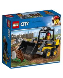 Конструктор LEGO City Строительный погрузчик (60219), 5702016369519