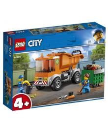 Конструктор LEGO City Мусоровоз 60220 (60220), 5702016369526, 8427614602208
