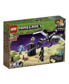 Конструктор LEGO Minecraft Последняя битва (21151), 5702016370898