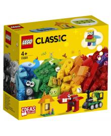 Конструктор LEGO Classic Моделі з кубиків (11001), 5702016367768