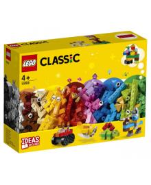 Конструктор LEGO Classic Базовый набор кубиков (11002), 5702016367775