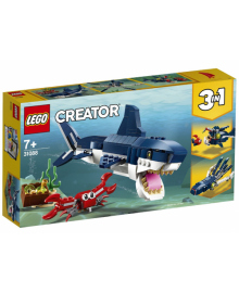 Конструктор LEGO Creator Обитатели морских глубин (31088), 5702016367836