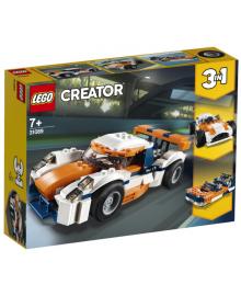 Конструктор LEGO Creator Помаранчевий гоночний автомобіль (31089), 5702016367843