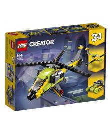 Конструктор LEGO Creator Приключения на вертолёте (31092), 5702016395389