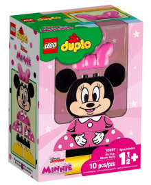 Конструктор LEGO DUPLO Моя первая Минни Маус (10897), 5702016367522
