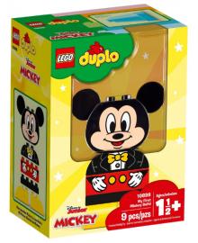 Конструктор LEGO DUPLO Мой первый Микки Маус (10898), 5702016367539