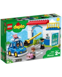 Конструктор LEGO DUPLO Полицейский участок DUPLO (10902)
