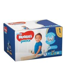 Подгузники-трусики Huggies Pants Box для мальчиков Размер 5 (12-17 кг), 68 шт