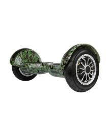 "Гироборд Just Step&Go Raptor 10"" Military Green SGLY-S10CBMG"