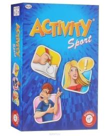 Настольная игра Piatnik Активити спорт 797897, 9001890797897