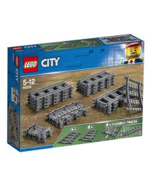 Конструктор LEGO City Рельсы (60205), 5702016199055