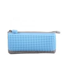 Пенал Upixel небесно-голубого цвета WY-B002N