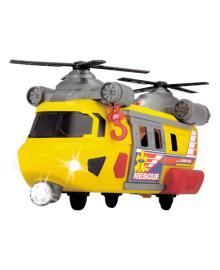 Функциональный геликоптер Dickie Toys Служба спасения