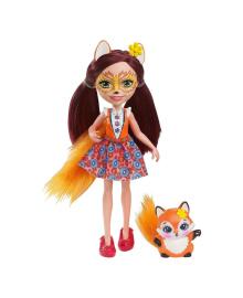 Кукла Enchantimals Лисичка Фелисити