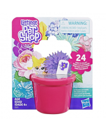 Игровой набор Littlest Pet Shop Пет в цветочном бутоне (в ассорт)