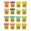 Набор для творчества Play-Doh Пластилин 8 баночек (в ассорт)