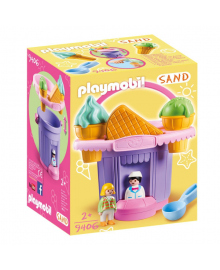 Набор Playmobil Ведерко для песка Мороженое