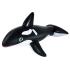 Детский плотик BestWay кит Чорний 203-102см (41009)