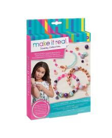 Набор для создания браслетов Make it real Цветочная фантазия