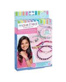 Набор для создания браслетов Make it real Яркая радуга