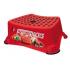 Подставка Keeeper Cars, красный (0014.18), 4001515013697