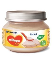 Пюре Milupa Цыпленок, 80 г