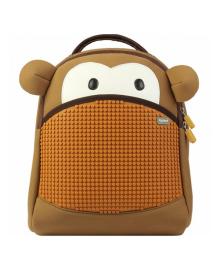 Рюкзак Upixel Monkey, кофейный