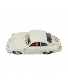 Автомодель Bburago PORSCHE 356B (1961), 1:24 (в ассорт.) 18-22079, 4893993220793