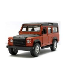Автомодель Bburago LAND ROVER DEFENDER 110, 1:32 (в ассорт.) 18-43029, 4893993430291