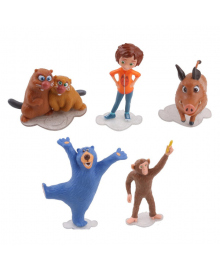 Игровой набор Wonder Park Любимые герои