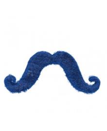 Усы Болельщика (синие) 1501-3268