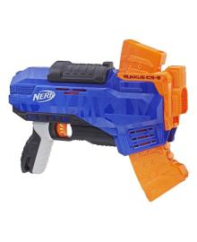 Бластер Nerf Elite Rukkus ICS-8