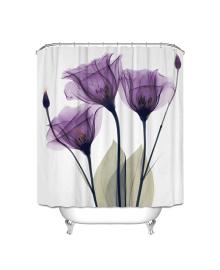 Детская штора для ванной Berni Цветы 180 х 180 см (CMLN)