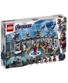 Конструктор LEGO Super Heroes Лаборатория Железного Человека (76125)