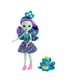 Кукла Enchantimals Пава Петтер