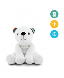 Теплая мягкая игрушка Zazu Медведь Пол с ароматом лаванды ZA-PAUL-01