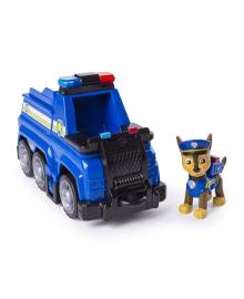 Автомобиль Paw Patrol Чрезвычайная миссия с водителем Гонщиком